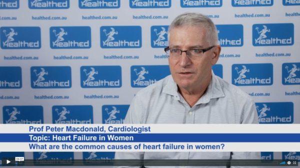 Heart Failure in Women