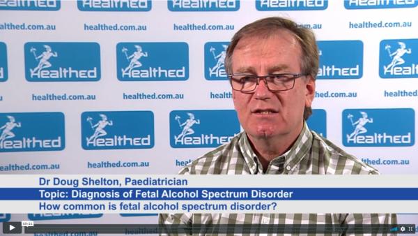 Diagnosis of Fetal Alcohol Spectrum Disorder
