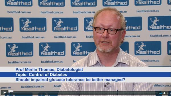 Control of Diabetes