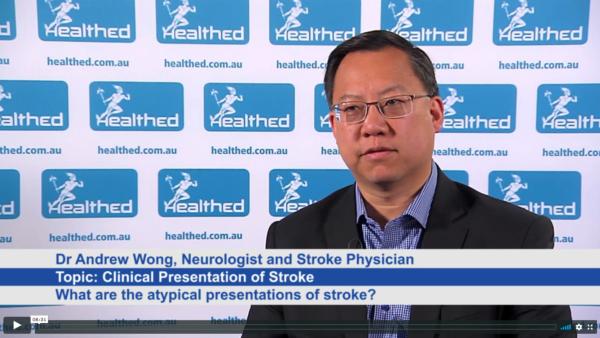 Clinical Presentation of Stroke