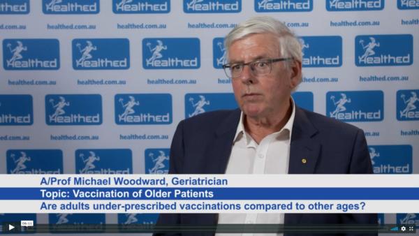 Vaccination of Older Patients