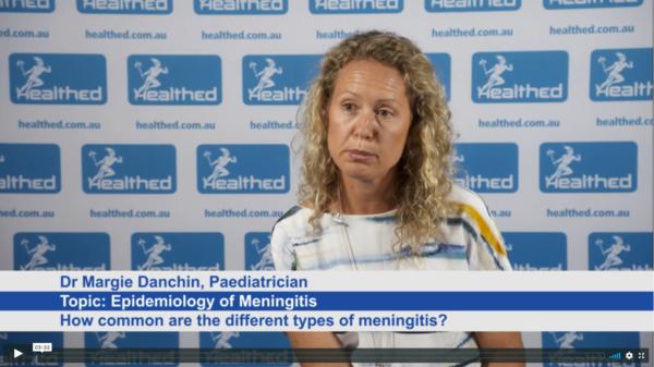 Epidemiology of Meningitis