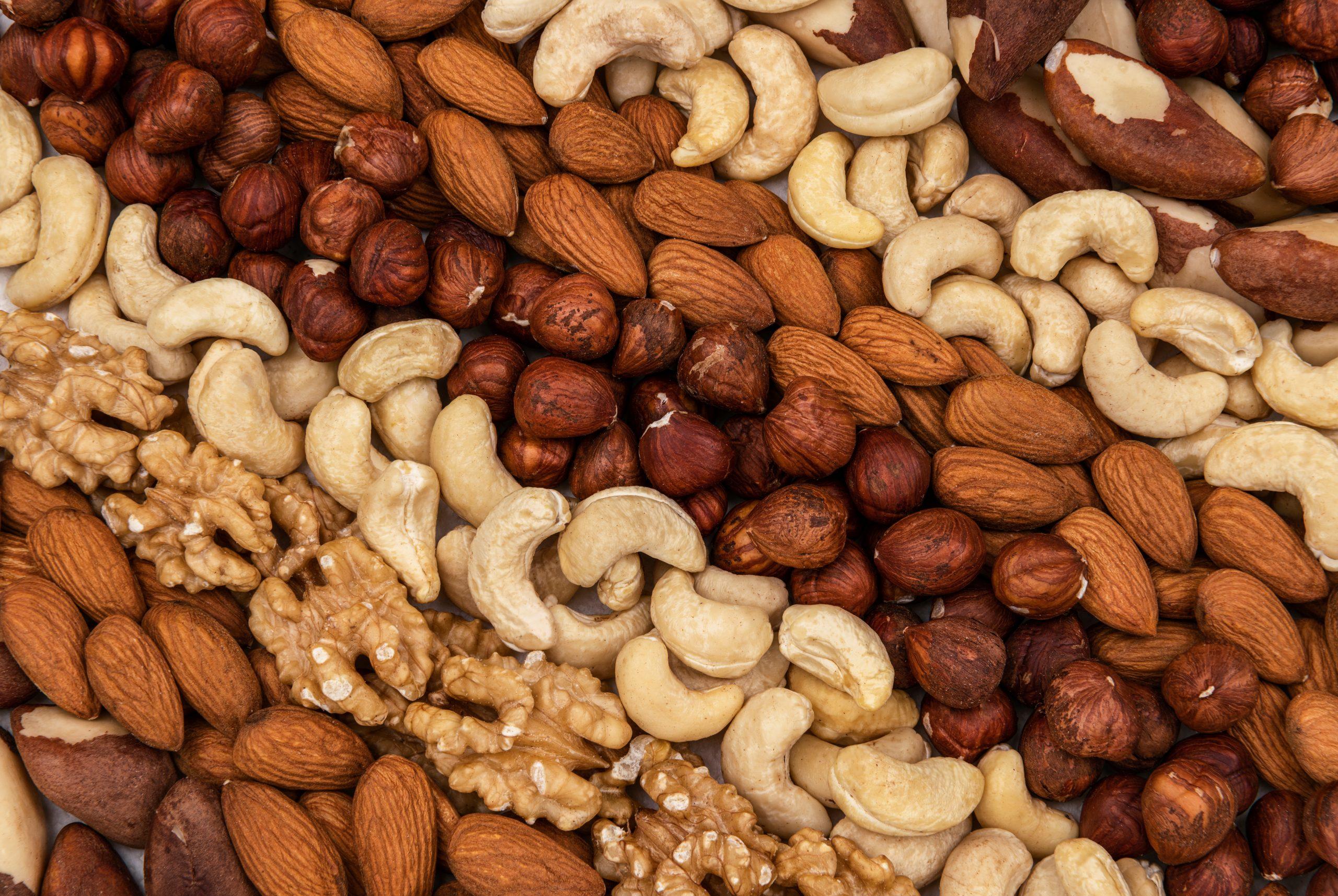 Avoid AF, Eat Nuts