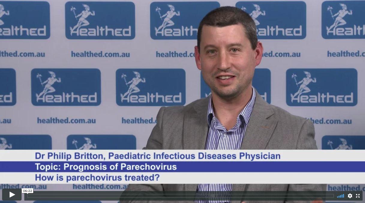 Prognosis of Parechovirus