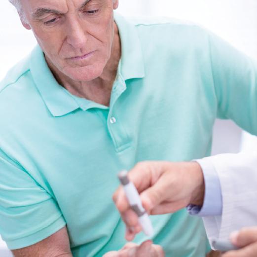 Diabetes in the Older Adult