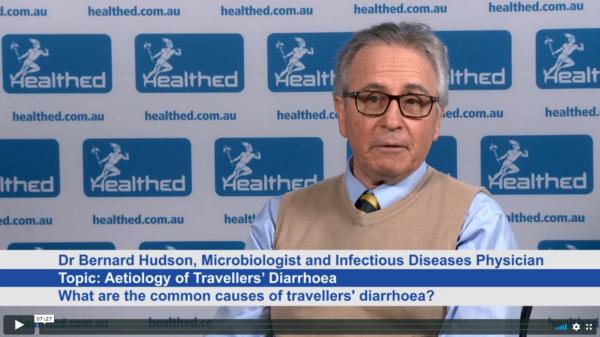 Aetiology of Travellers' Diarrhoea