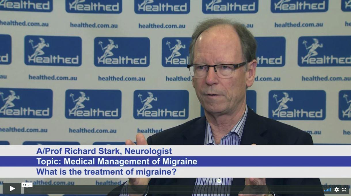Medical Management of Migraine