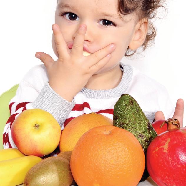 Toddler Nutrition