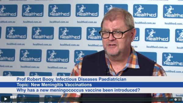 New Meningitis Vaccinations