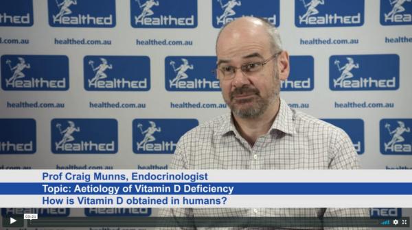 Aetiology of Vitamin D Deficiency