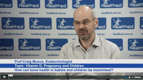 Vitamin D, Pregnancy and Children