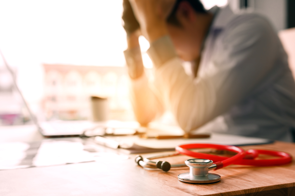 Physician burnout: Why legal and regulatory systems may need to step in