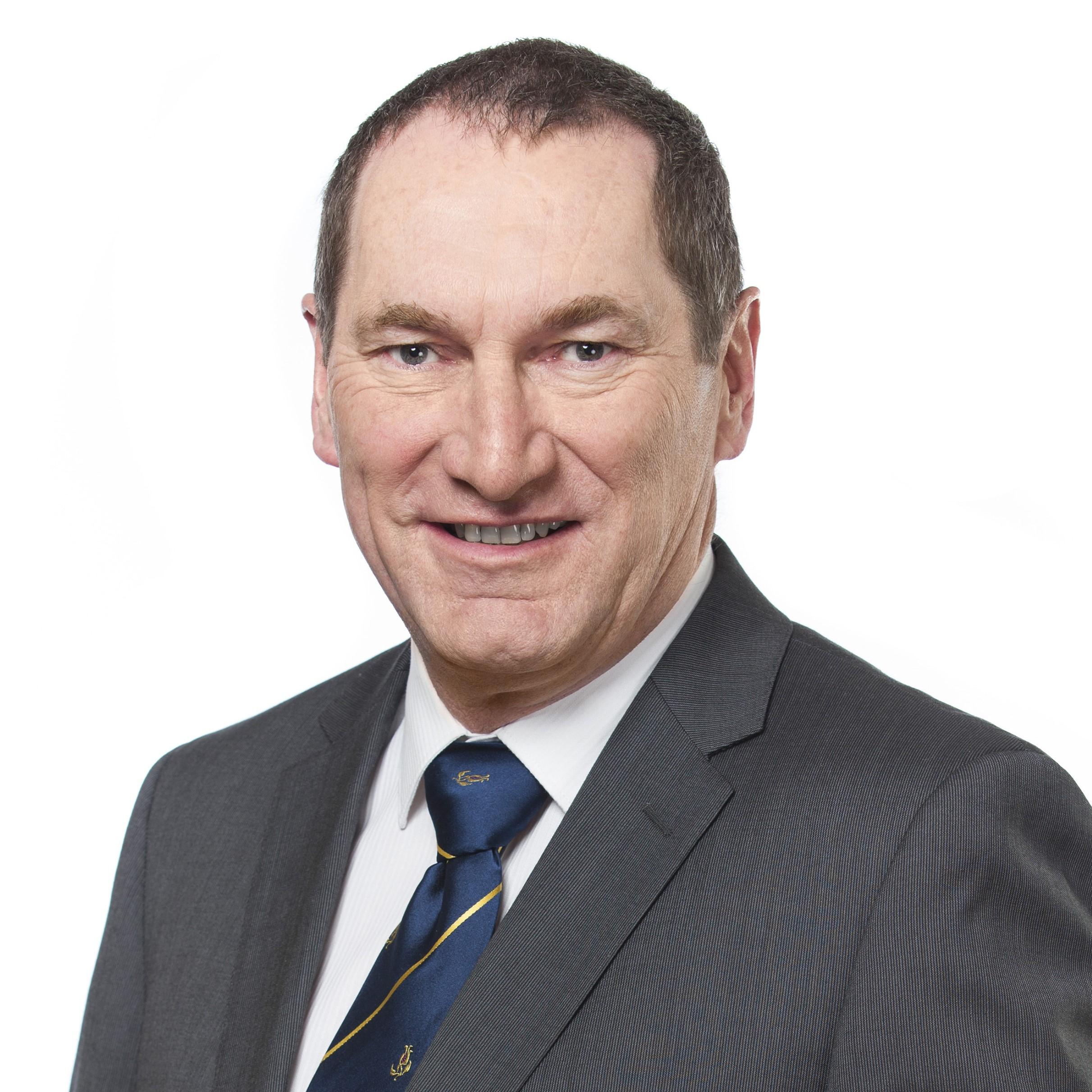 Dr Stephen de Graaff