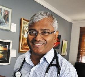 Dr Pradeep Jayasuriya