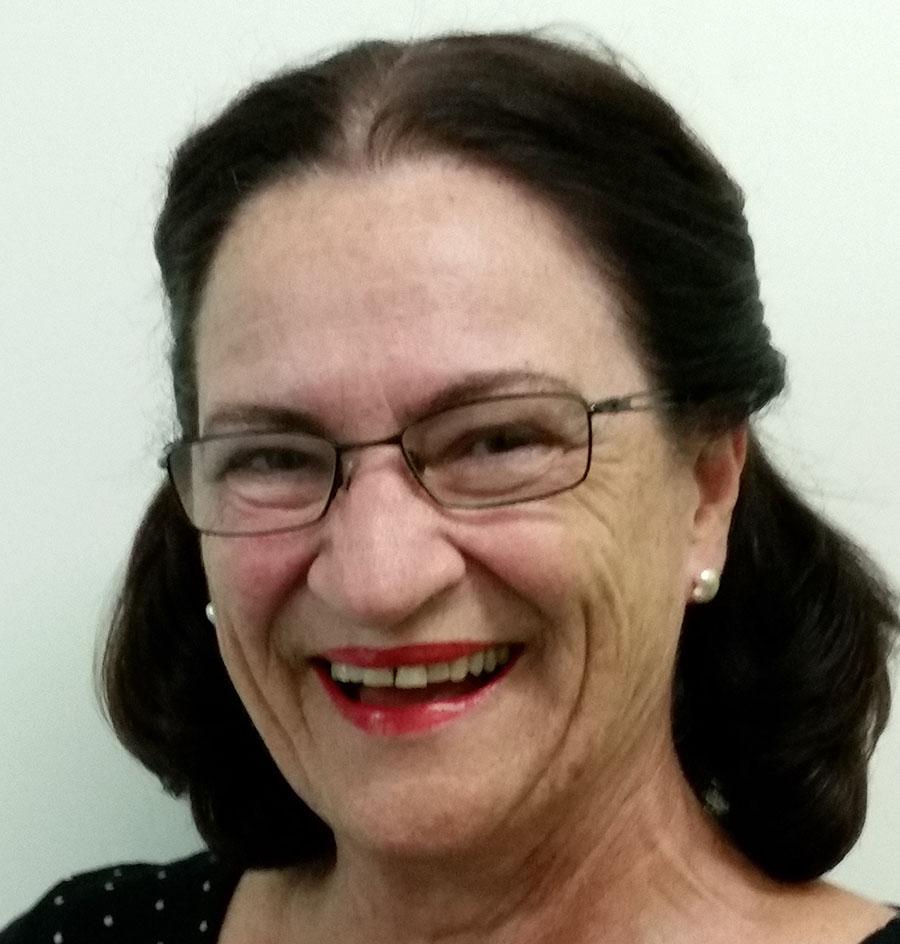 Prof Liz Reymond
