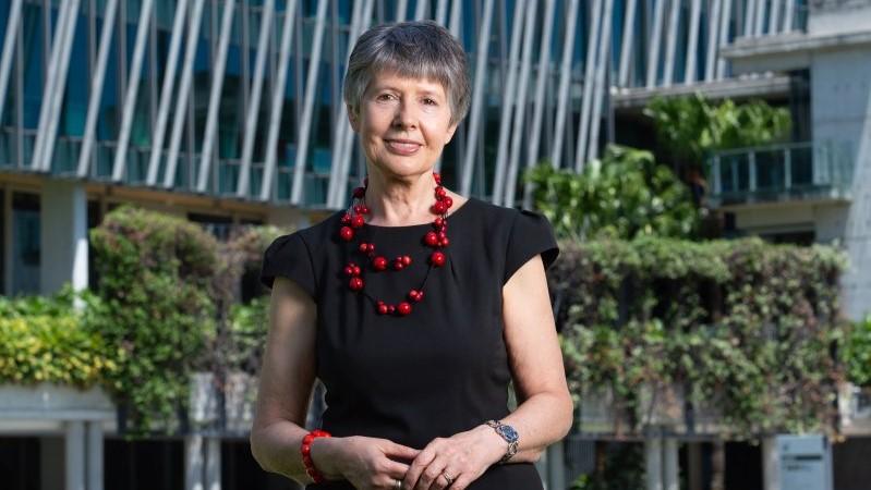 Australian Scientist, Lidia Morawska is one of Time Magazine's 100 most influential